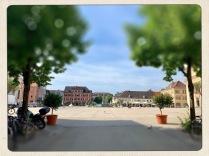 Marktplatz von Ludwigsburg
